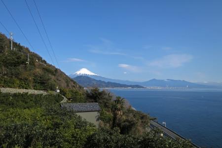 薩た峠からの光景
