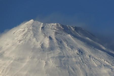 3月10日の富士山