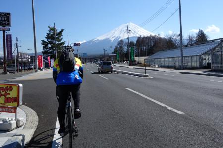 富士吉田へ