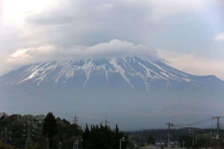 4月6日の富士山