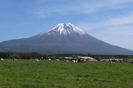 2011年5月15日の富士山