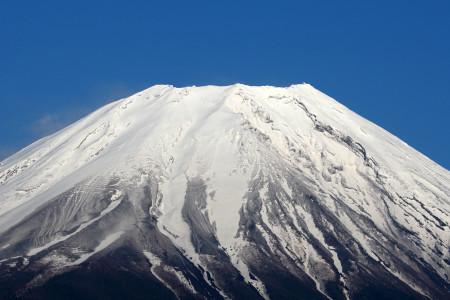 2012年5月6日の富士山