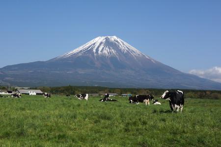 2013年5月8日の富士山