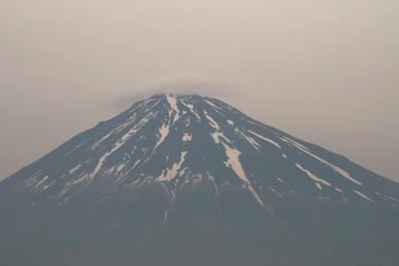 2015年5月9日の富士山