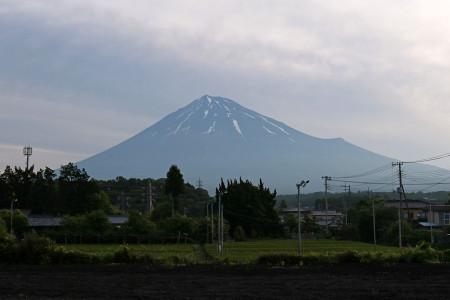 5月22日の富士山