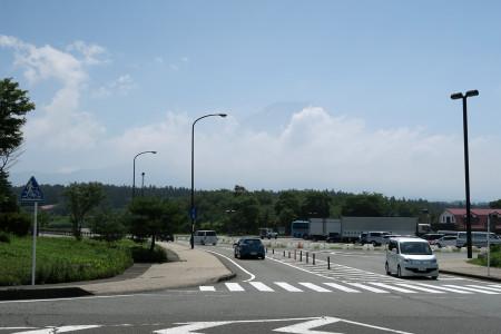 道の駅朝霧高原