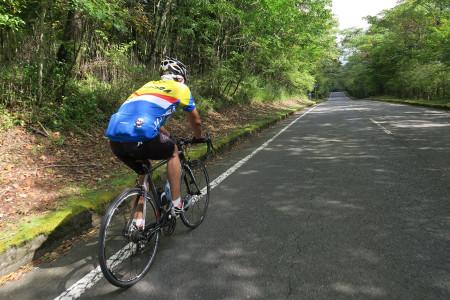 富士山スカイラインを上る