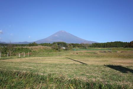 スッキリ富士山
