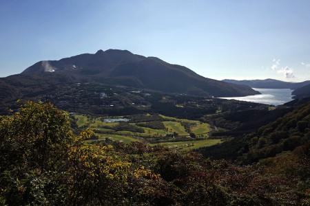 長尾峠からの絶景