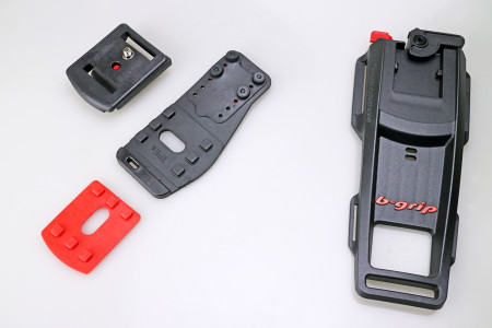 b-grip EVO Camera Belt Holder