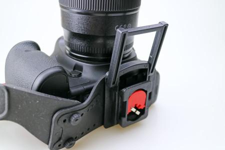 カメラスタンド的な使い方も