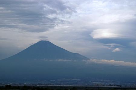 富士川河口付近より