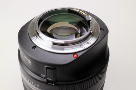 EF85mm F1.2L Ⅱ USM本体