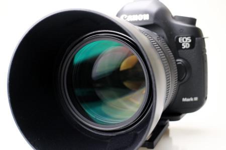 Canon EF85mm F1.2L Ⅱ USM
