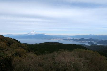 達磨山レストハウスからの眺め