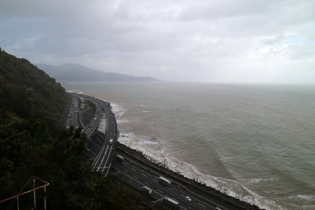 展望台からの光景