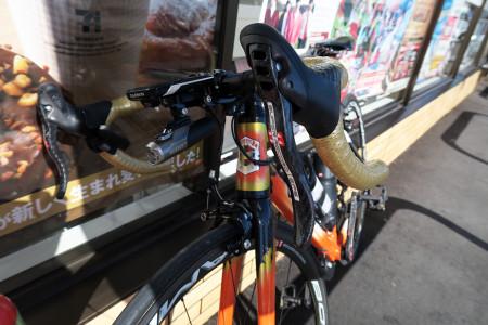 Sさんのバイク