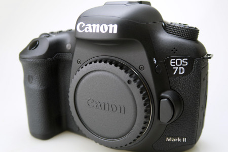 Canon EOS 7D Mark Ⅱ