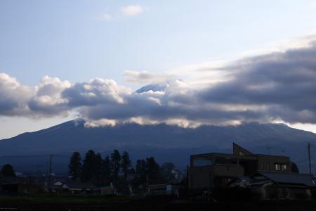 富士山見えはじめ