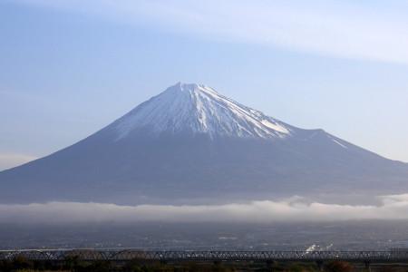 4月8日の富士山