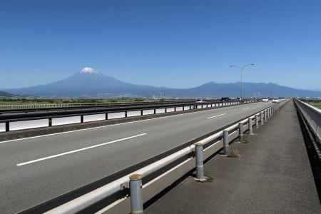 新富士川橋より