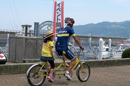 おもしろ自転車イベント