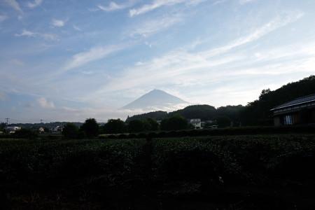 6月10日の富士山