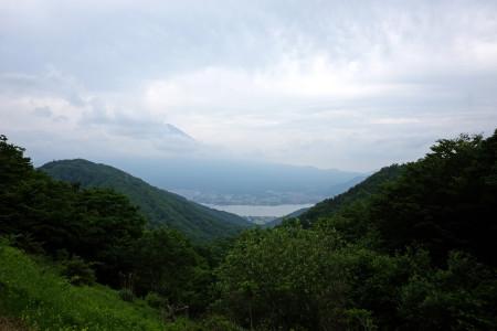 天下茶屋からの景色