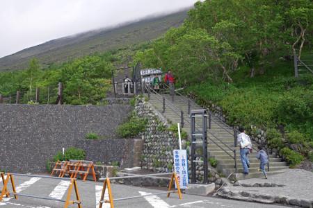 富士山新五合目富士宮口