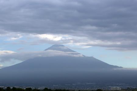 9月1日の富士山