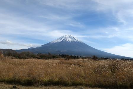 根原からの富士山