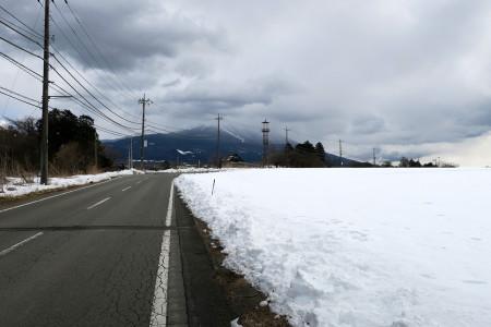 富士ヶ嶺へ