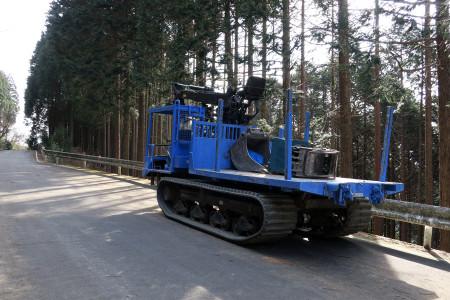 林業作業車