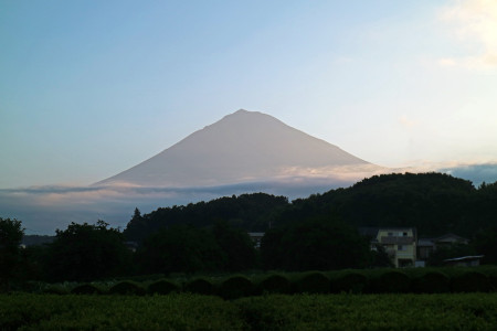 8月23日の富士山