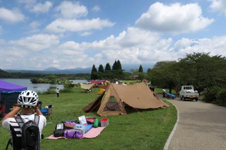 田貫湖南キャンプサイト