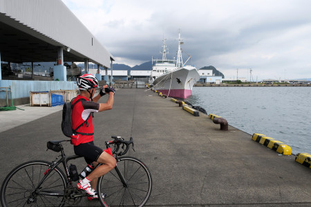 焼津新漁港