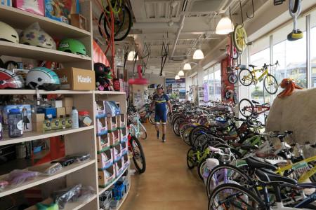 オオムラ自転車折戸店
