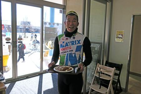 佐野プロとバターチキンカレー