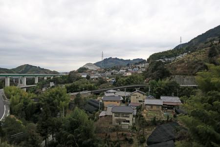 吉原の集落